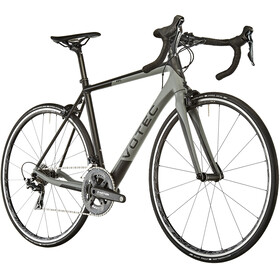 VOTEC VRC Elite Carbono Road, black-grey